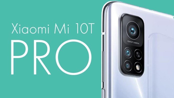 Mi 10T Pro specifications leaked and are giving a premium vibe