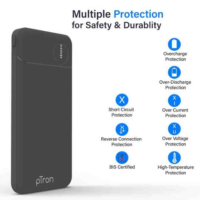 pTron set for a massive Festive Bonanza with TWS starting INR 699 & five New Launches including Powerbanks