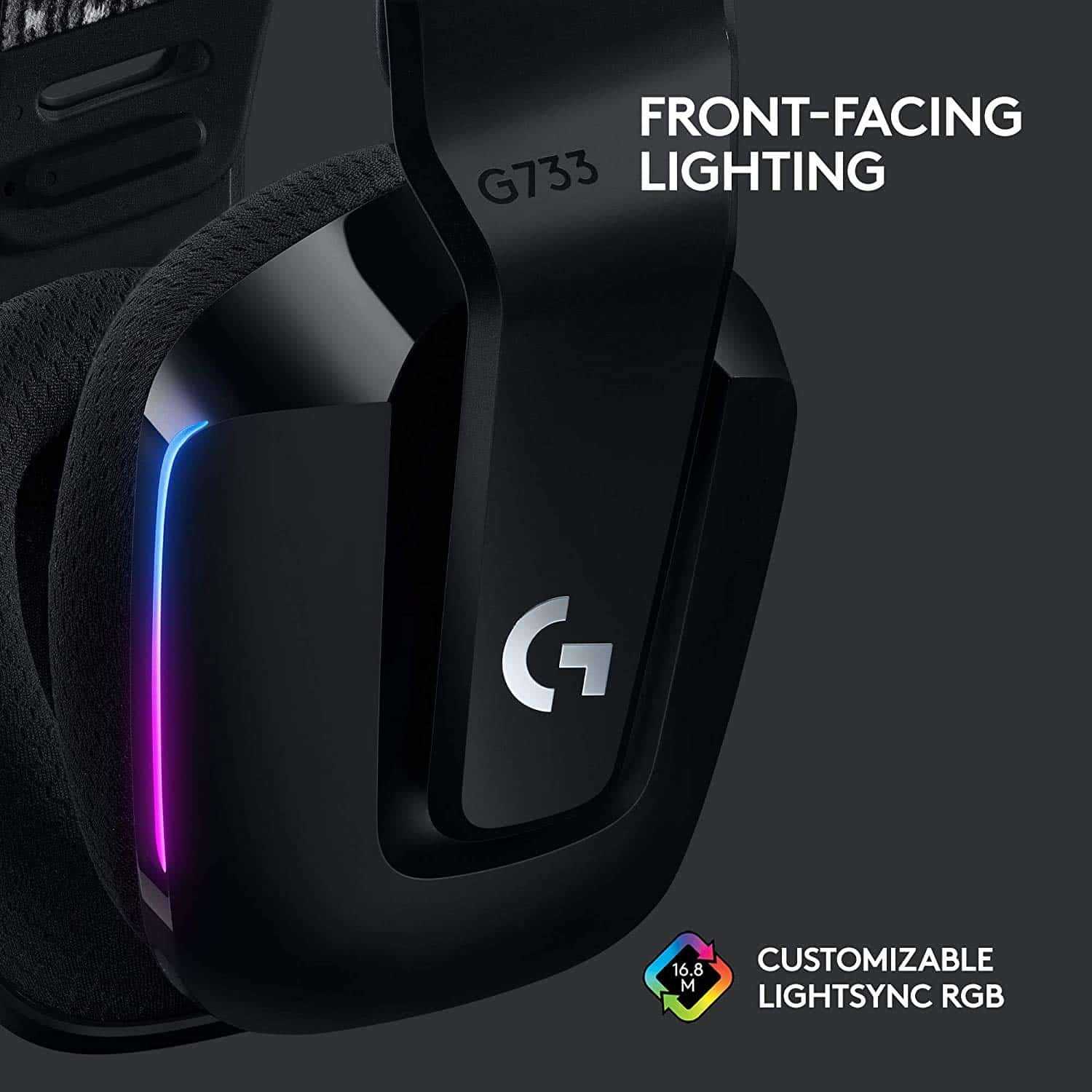 Logitech G brings new G733 Wireless Gaming Headset at ₹ 15,495