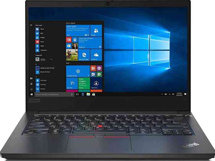 Top 3 Lenovo ThinkPad E14 laptop deals on Amazon Great Indian Festival