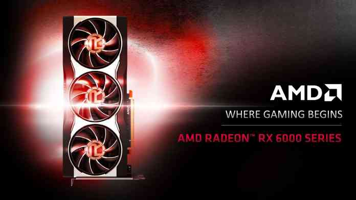 AMD brings new Radeon RX 6000 Series GPUs, starts at $579