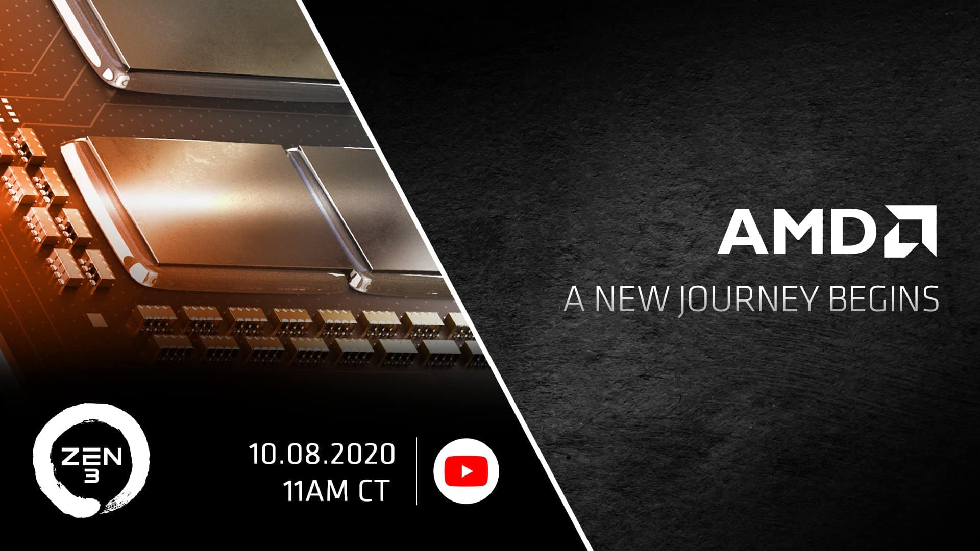 When And How To Watch Amd S Zen 3 Event In India Today Technosports