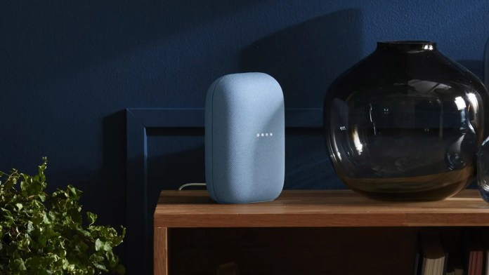 Google launches new Nest Audio smart speaker, arriving on 5th October_TechnoSports.co.in