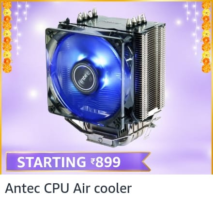 Here are all the blockbuster deals on PC Components now on Amazon Great Indian Festival