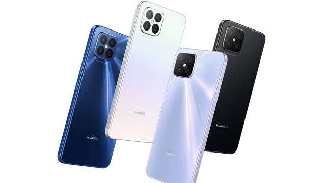 Huawei Nova 8 SE and Nova 8 SE High Edition launched: Specifications and Price