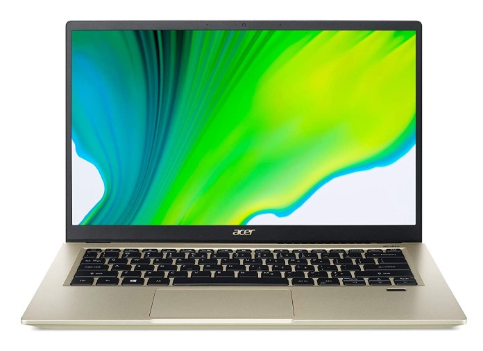 Acer Swift 3x with Intel Core i5-1135G7 processor, Iris Xe MAX discrete graphics available for ₹ 79,990
