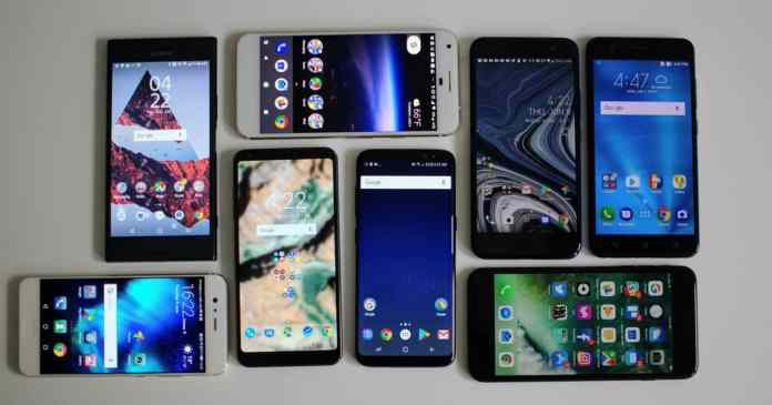 Most of the distributed phones in Q3 has 1080x2340 resolution - Report_TechnoSports.co.in