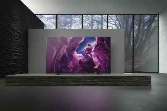 Sony launches A8H UHD OLED TV in India at Rs.2.8 lacks_TechnoSports.co.in