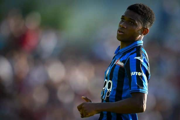 Amad Diallo receives passport ahead of January move to Man United