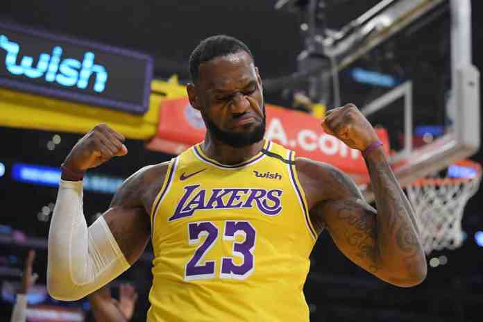LeBron James is arguably the greatest basketball player of all time.