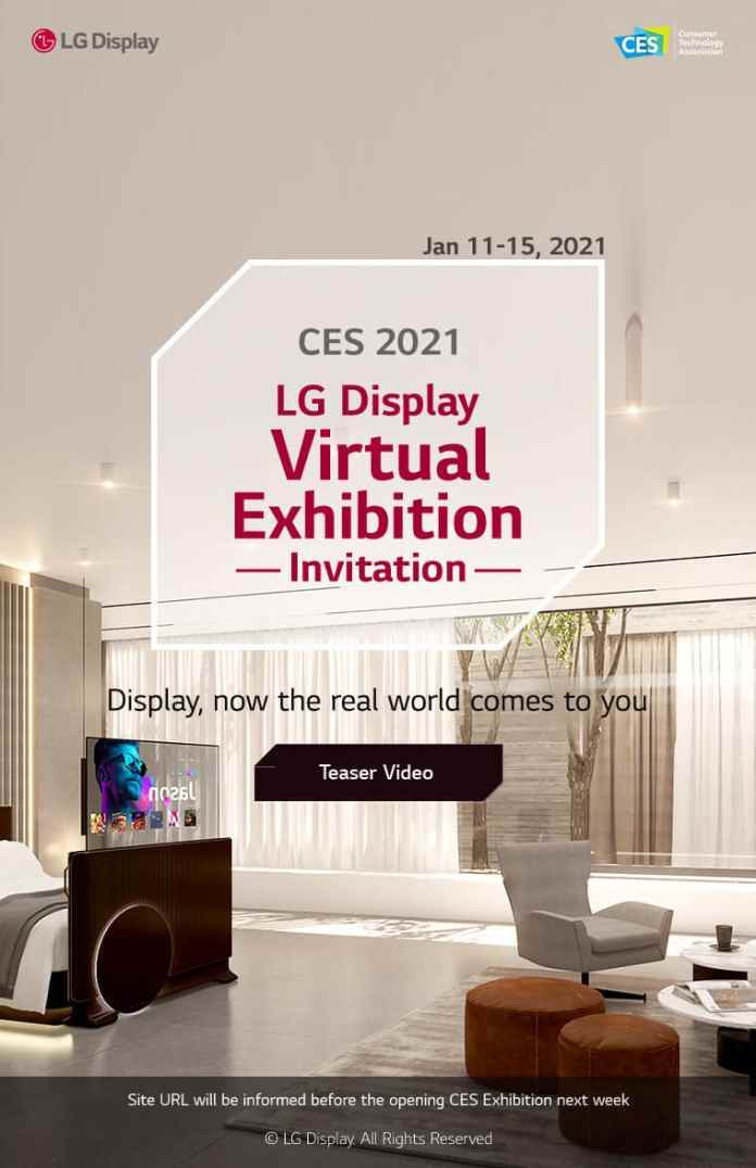 LG redefines display experience for CES 2021