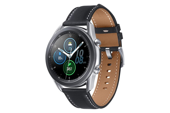 Get ₹ 3,000 off when you buy Samsung Galaxy Watch 3 on Amazon Great Republic Day Sale
