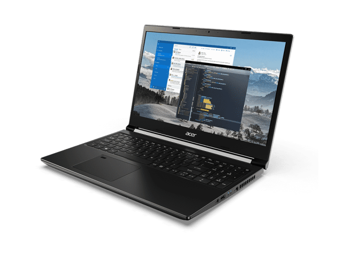 CES 2021: Acer Aspire 7 introduced with Ryzen 5000 APUs