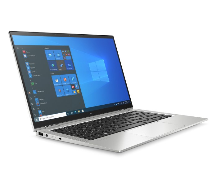 CES 2021: HP EliteBook x360 1030 G8 and HP EliteBook x360 1040 G8 combined with Intel Tiger Lake CPUs and more