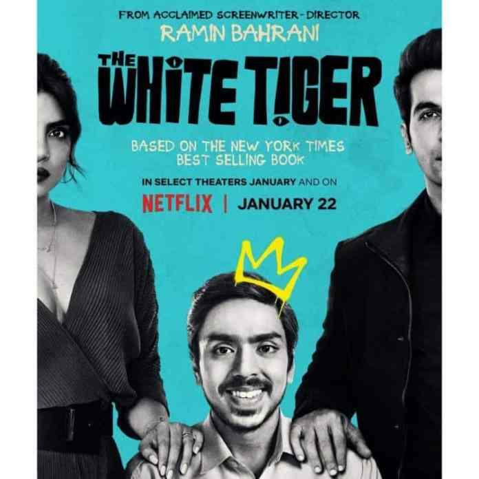 The White Tiger Movie Review in Details