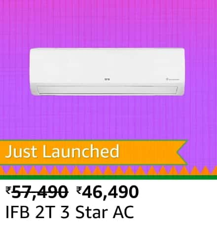 Top 4 latest launches in TV & appliances to look out for on Amazon Great Republic Day Sale