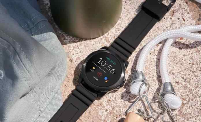 Fossil Gen 5E Smartwatch with WearOS, NFC, and more launched in India_TechnoSports.co.in