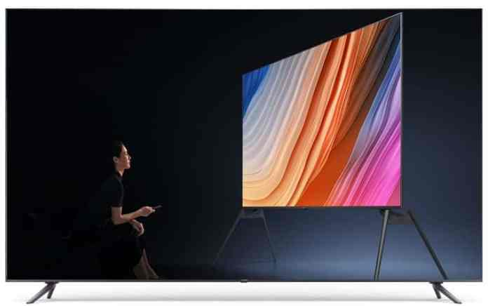 Xiaomi launches the new Redmi Max 86 Smart TV in its homeland