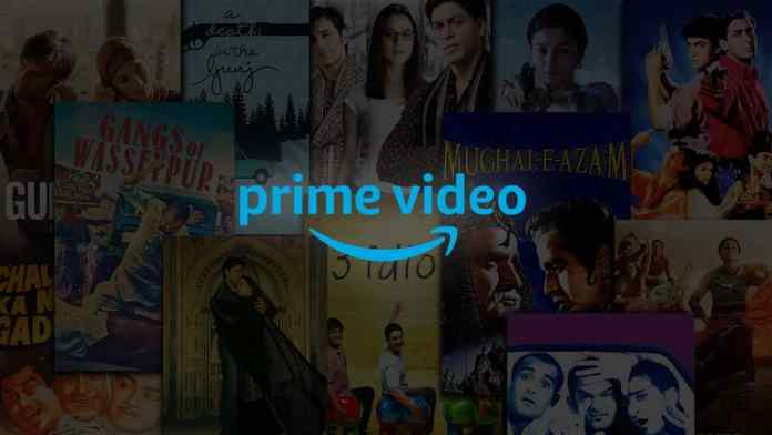 Highest IMDB Rated Movies on Amazon Prime Video