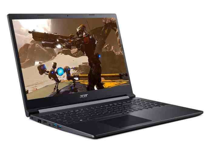 Acer Aspire 7 is the first AMD Ryzen 5 5500U powered laptop launched in India