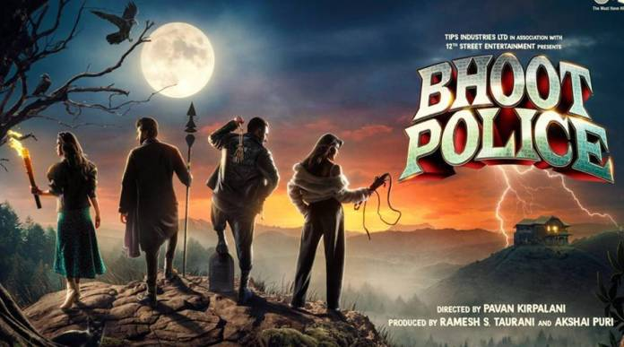 All the details about the upcoming movie Bhoot Police