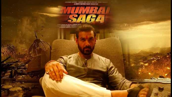All the details about the trailer of Mumbai Saga