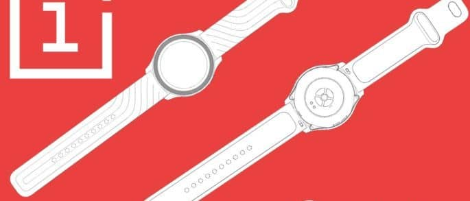 OnePlus Watch might come in March, design patent filed at German Patent and Trademark Office