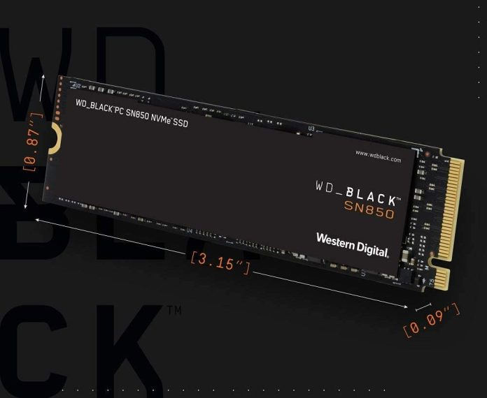 DEAL: WD Black SN850 PCIe Gen4 NVMe SSD discounted on Amazon