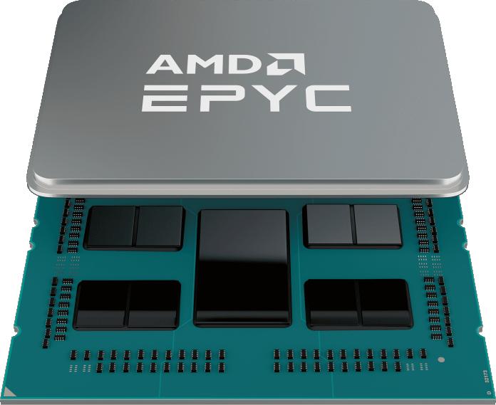 AMD EPYC™ 7003 series CPUs set new standards for highest performance server processor