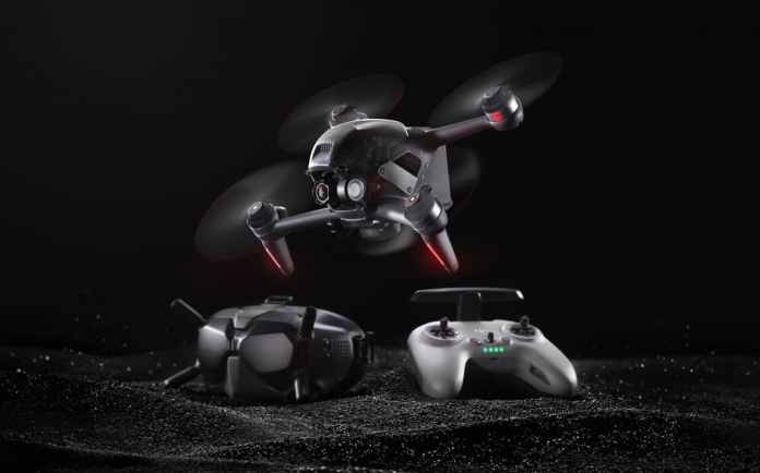 DJI officially launches incredible FPV Drone bundled with Goggles V2 and 4K Gimbal Camera