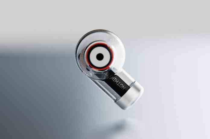 NOTHING teases a bizarre design of its True Wireless Earbuds