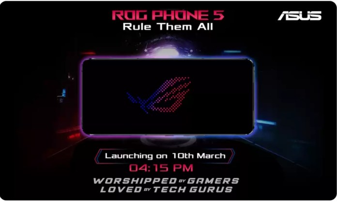 ASUS ROG Phone 5 launching in India today at 4.15 PM IST: How to watch the Event LIVE
