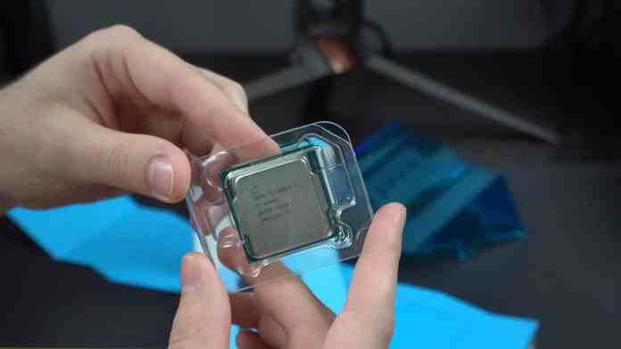Intel's upcoming flagship Core i9-11900K processor unboxed already before launch
