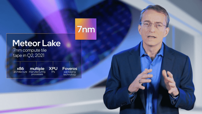 Intel's 7nm based Meteor Lake to hit the market in 2023