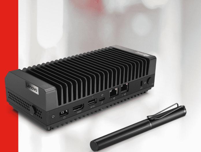 Lenovo announces its ThinkEdge SE30 and SE50 IoT embedded mini PC
