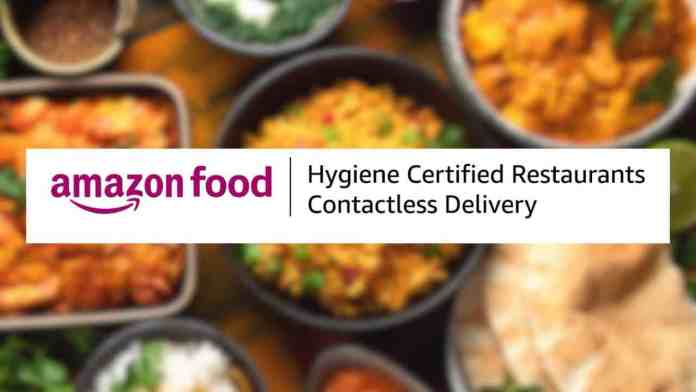 Amazon India expands Amazon Food across Bengaluru; Now available for customers in 62 pin codes in the city
