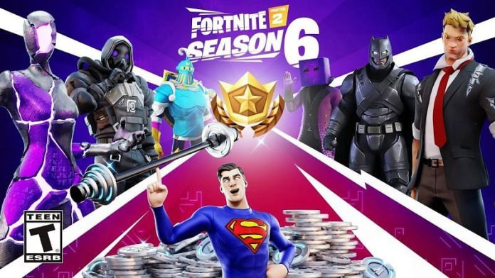 Fortnite Season 6 is coming next week, Important details about the New Season