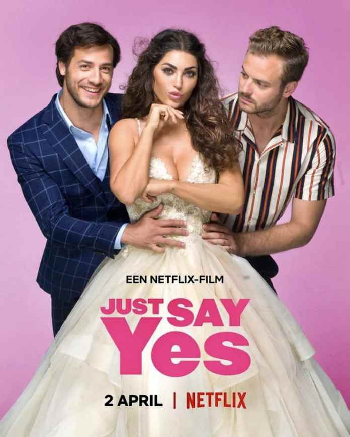 All the details about Netflix upcoming film 'Just Say Yes'