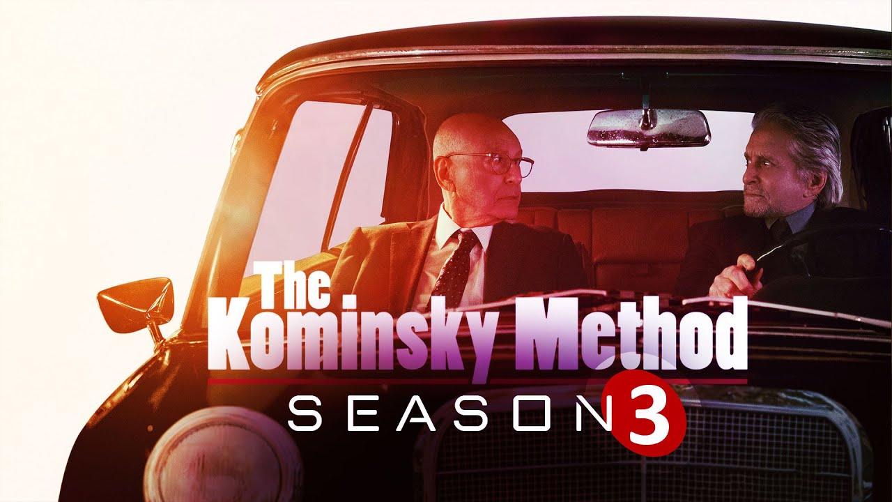 The Kominsky Method (Season 3) All We Know So Far - TechnoSports