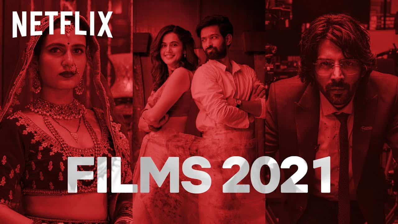 All the upcoming Netflix Original Indian movies revealed ...