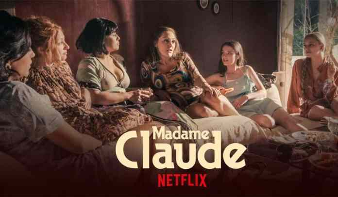 Netflix has going to Release a French Biographical Drama 'Madame Claude' in April 2021
