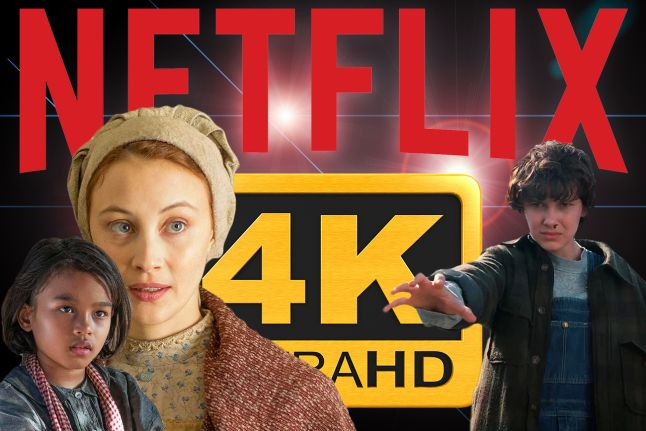 All the list of Top 10 Movies with 4K Titles on Netflix