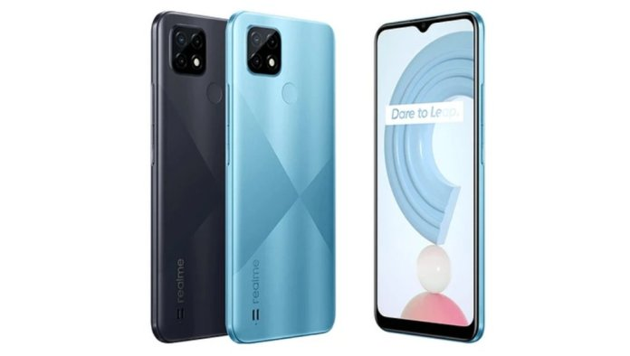 Realme C25 with TUV Rheinland certification, India launch imminent