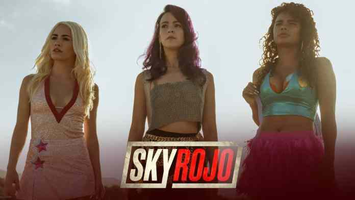 The trailer of the upcoming Netflix Show 'Sky Rojo' has been released