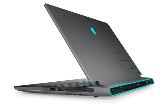 Dell Alienware goes Ryzen:  Alienware m15 R5 Ryzen Edition with up to Ryzen 9 5900HX and RTX 3070 launched