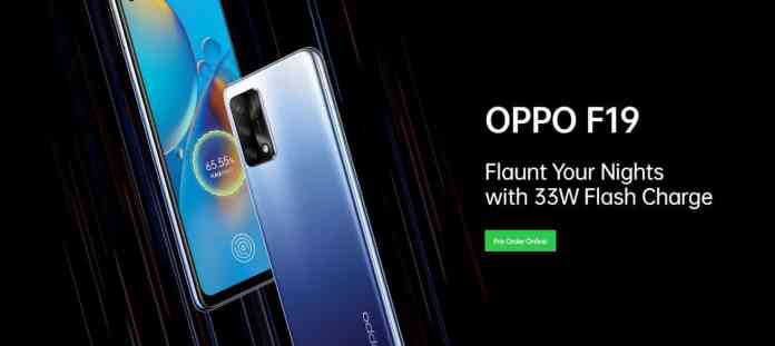 Oppo F19 launched in India with Snapdragon 662 SoC and 60Hz AMOLED display