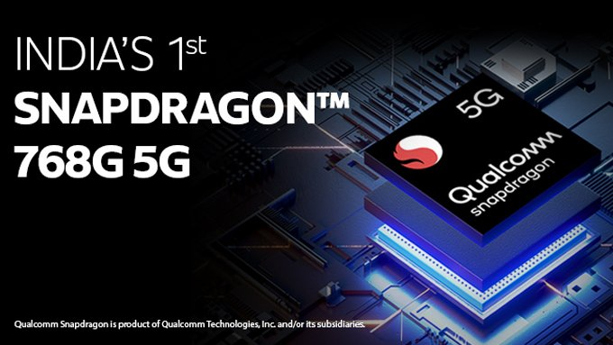 iQOO Z3 5G confirmed to launch as India's first Snapdragon 768G 5G phone