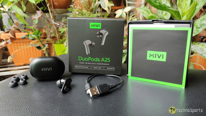 Mivi DuoPods A25 Review - 7_TechnoSports.co.in