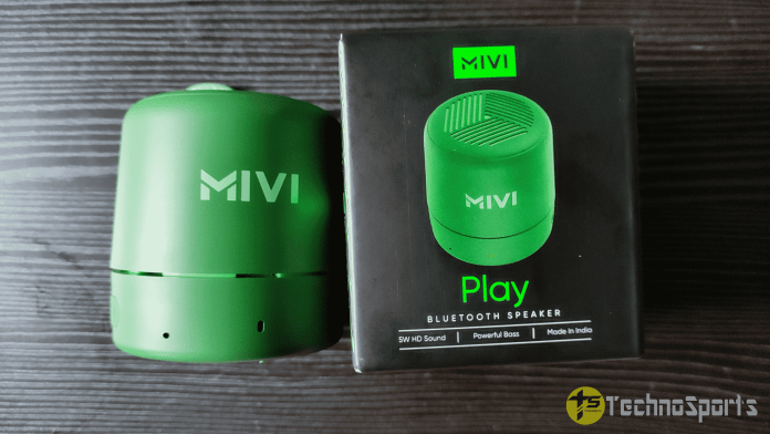 Mivi Play review: The Bluetooth Speaker that doesn't cost much yet gets the job done