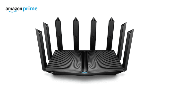 Amazon Prime Day (US): Save $40 on TP-Link AX6600 WiFi 6 Router (Archer AX90)